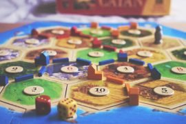 Settlers of Catan Game