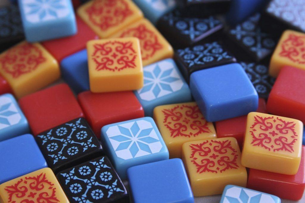 Azul Tiles