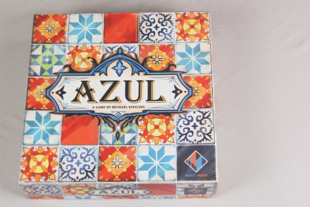 How to Play Azul - Game Box