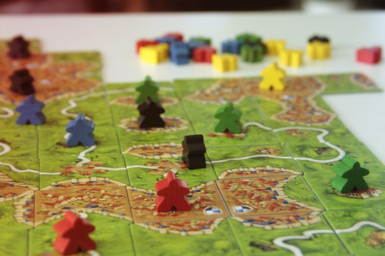 Carcassonne Board Game