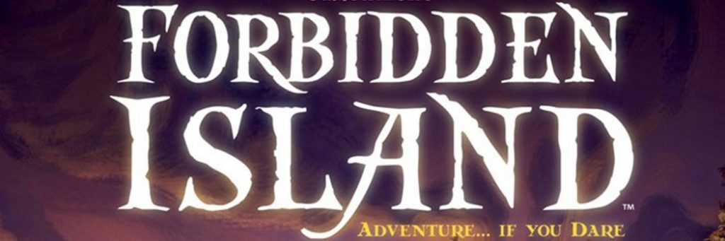 Best Board Games of 2010 - Forbidden Island