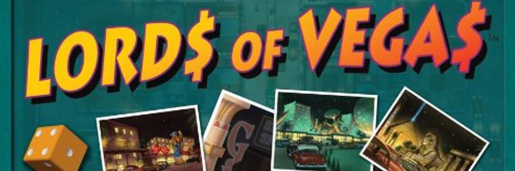 Best Board Games of 2010 - Lords of Vegas