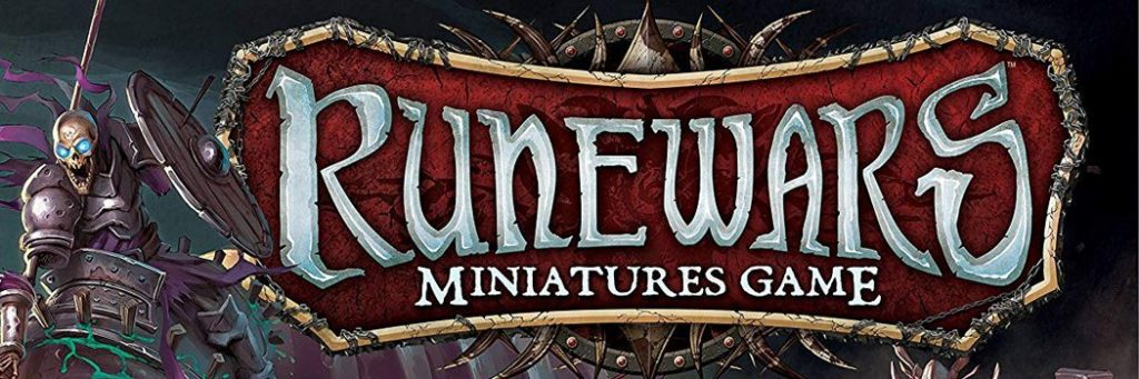 Best Board Games of 2010 - Rune Wars