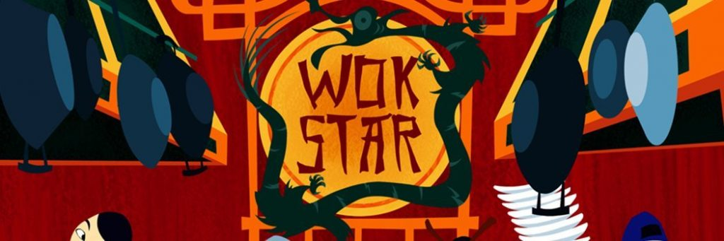 Best Board Games of 2010 - Wok Star