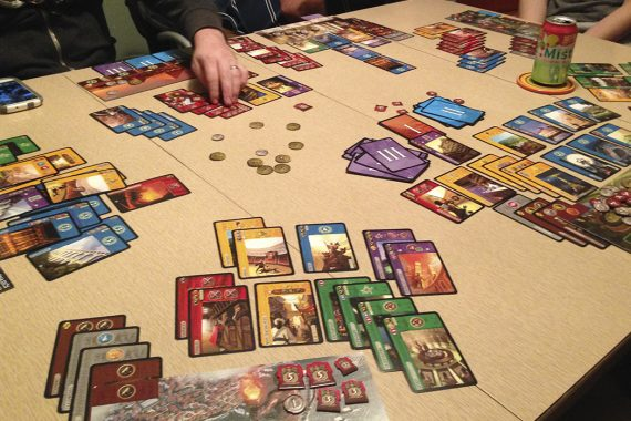 7 Wonders Header Gameplay