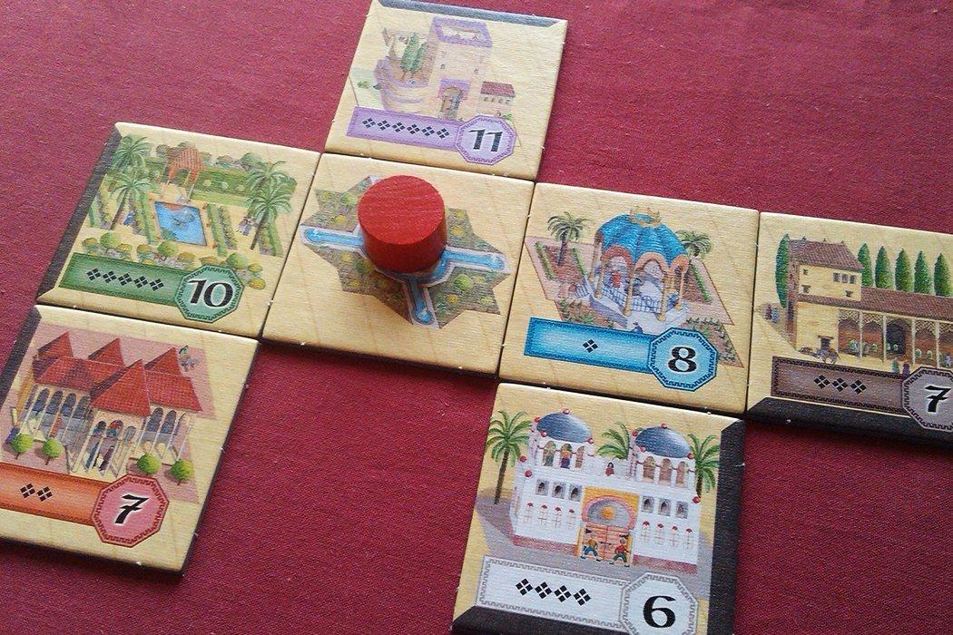 5 Games Like Alhambra