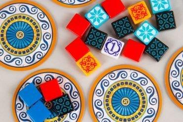 Azul Board Game Tile Factory