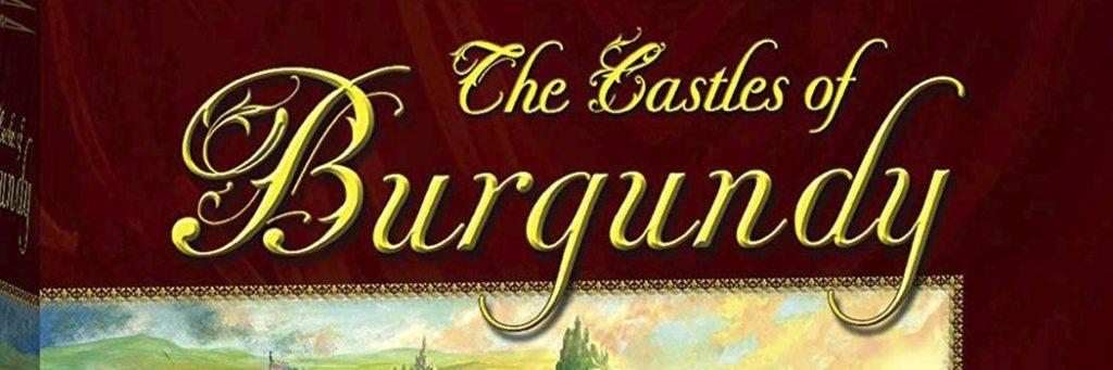 Best Board Games of 2011 - Castles Of Burgundy