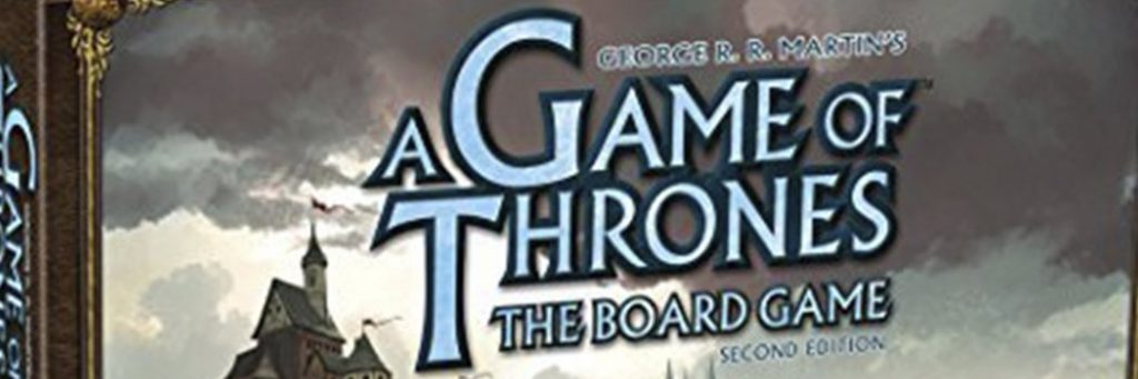 Best Board Games of 2011 - Game of Thrones