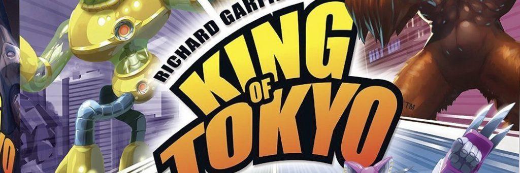 Best Board Games of 2011 - King of Tokyo
