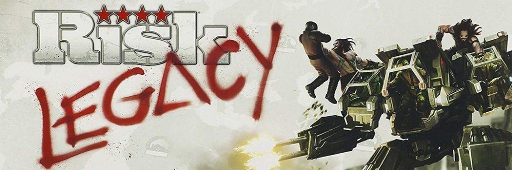 Best Board Games of 2011 - Risk Legacy