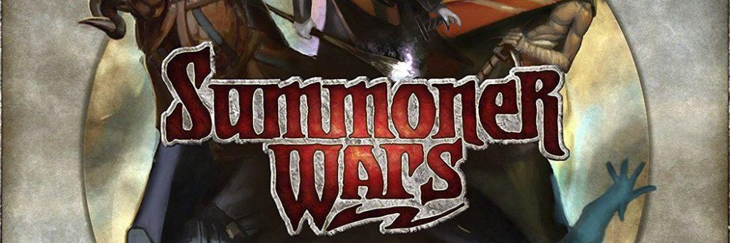 Best Board Games of 2011 - Summoner Wars