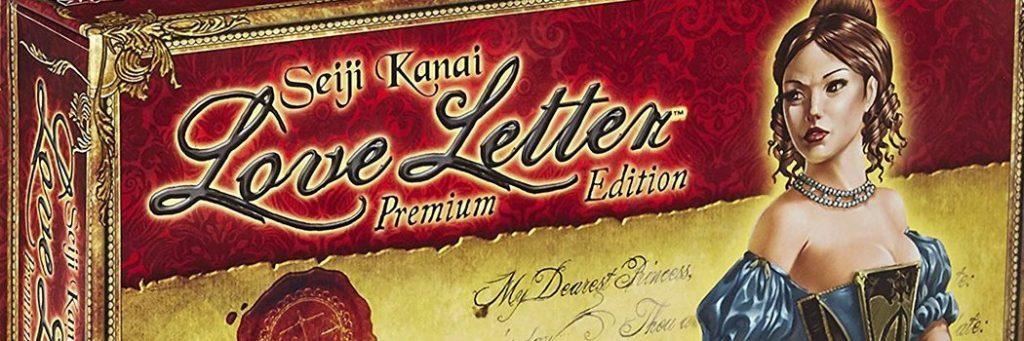 Best Board Games of 2012 - Love Letter
