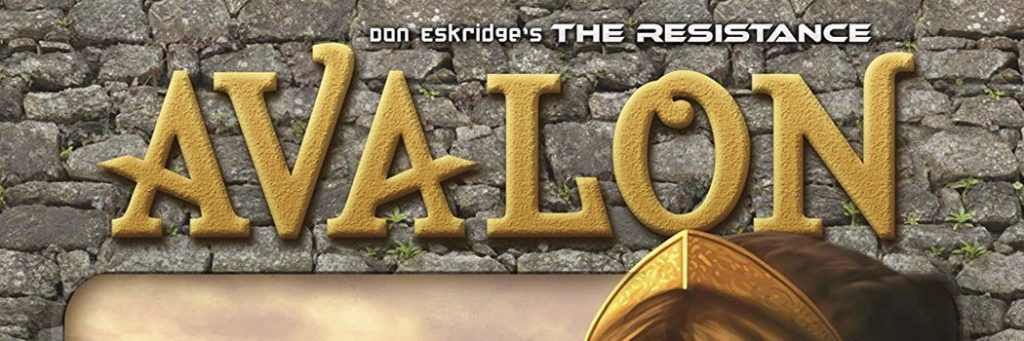 Best Board Games of 2012 - Resistance Avalon