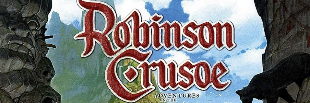 Best Board Games of 2012 - The Journey of Robinson Crusoe