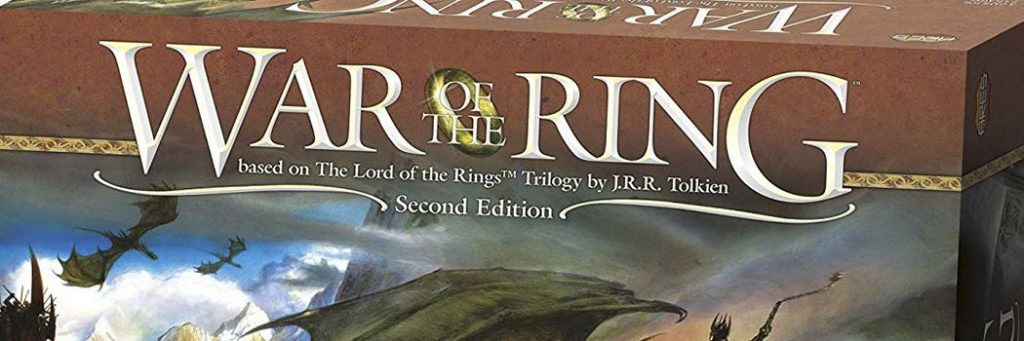 Best Board Games of 2012 - War of the Ring