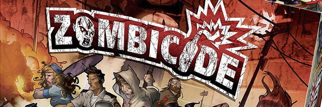 Best Board Games of 2012 - Zombicide