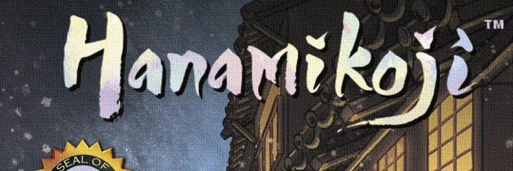 Best Board Games of 2013 - Hanamikoji
