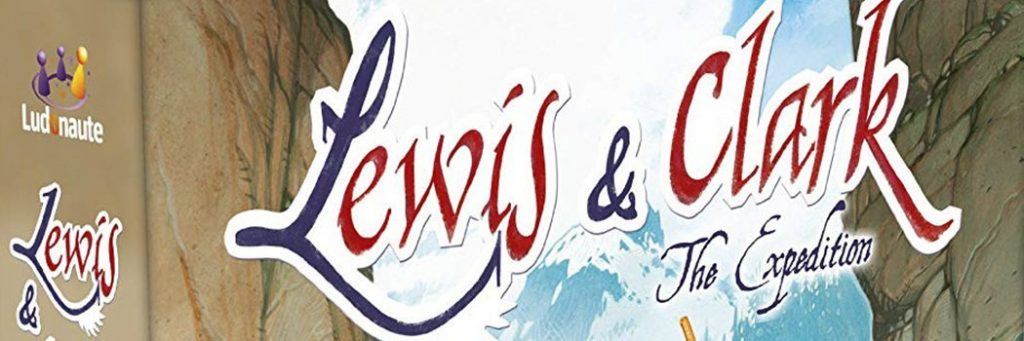 Best Board Games of 2013 - Lewis and Clark