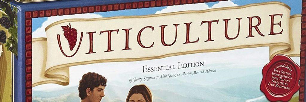 Best Board Games of 2013 - Viticulture