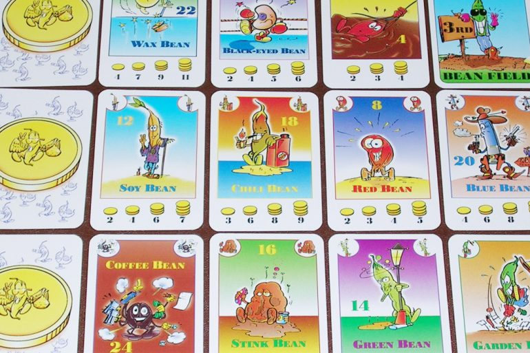 Bohnanza Base Cards