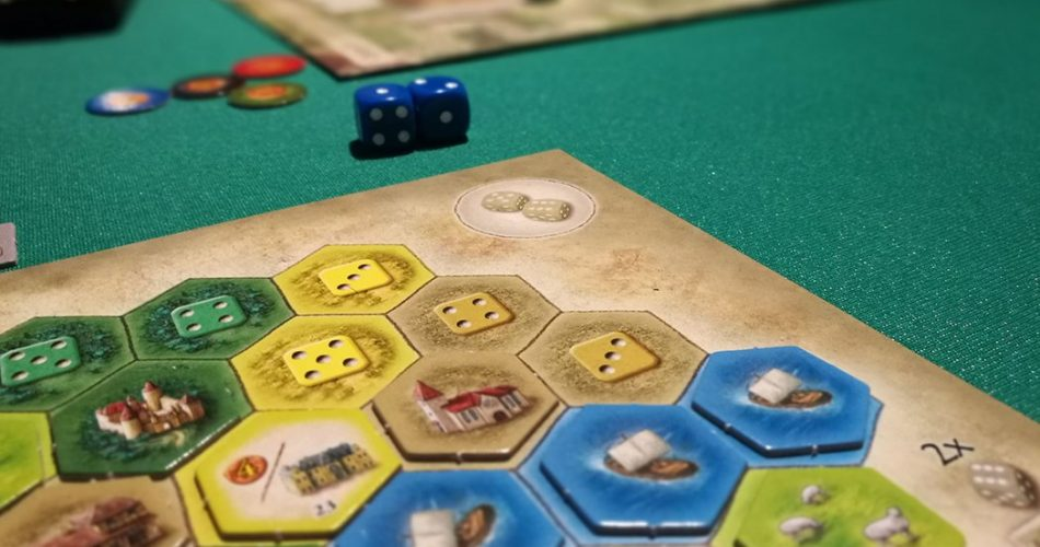 Castles of Burgundy Board Game