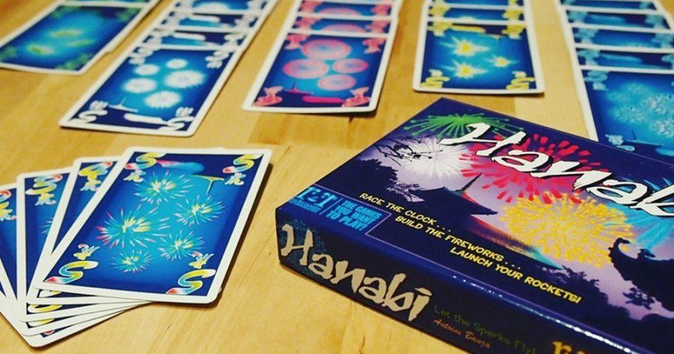 Hanabi Board Game