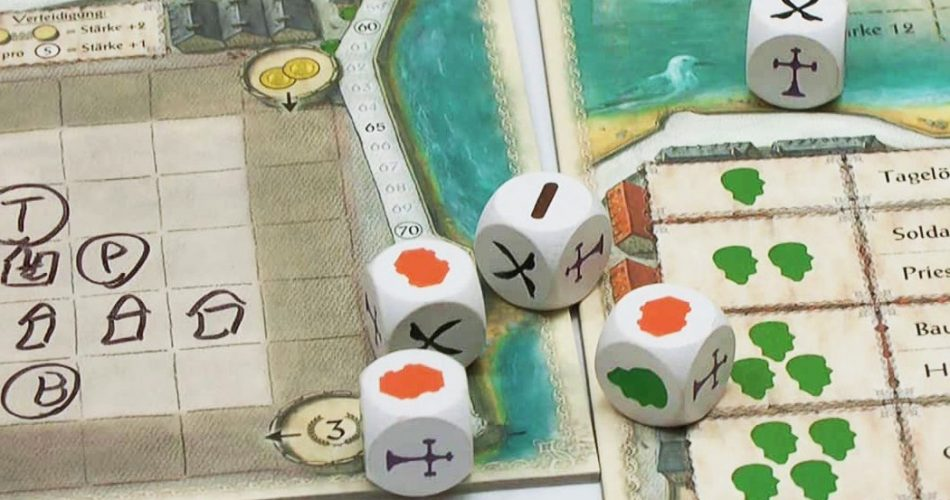 Saint Malo Board Game