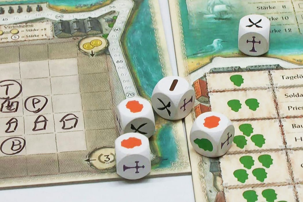5 Games Like Saint Malo