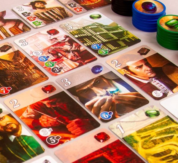 Splendor Overview Closeup