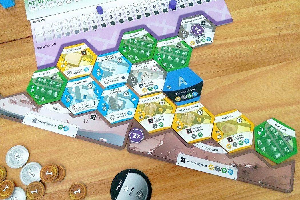 5 Games Like Suburbia