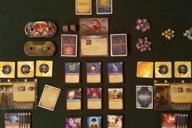 Aeons End Deck Building Board Game