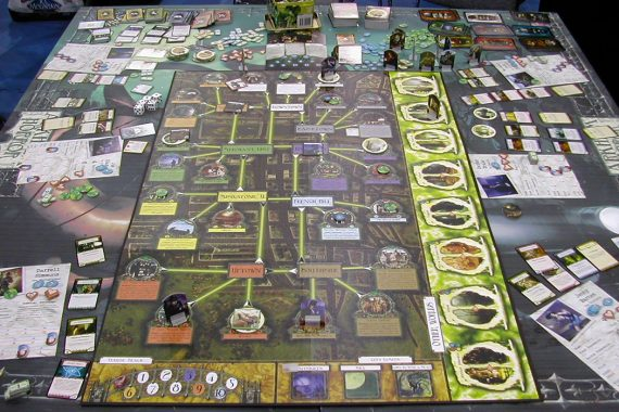 Arkham Horror Board Game