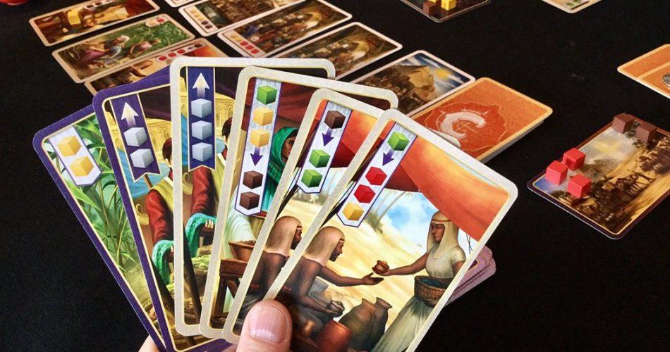 Century Spice Road Board Game