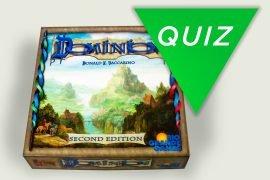 Dominion Quiz Header
