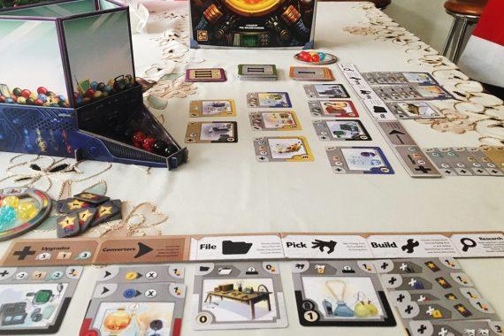 Gizmos Board Game