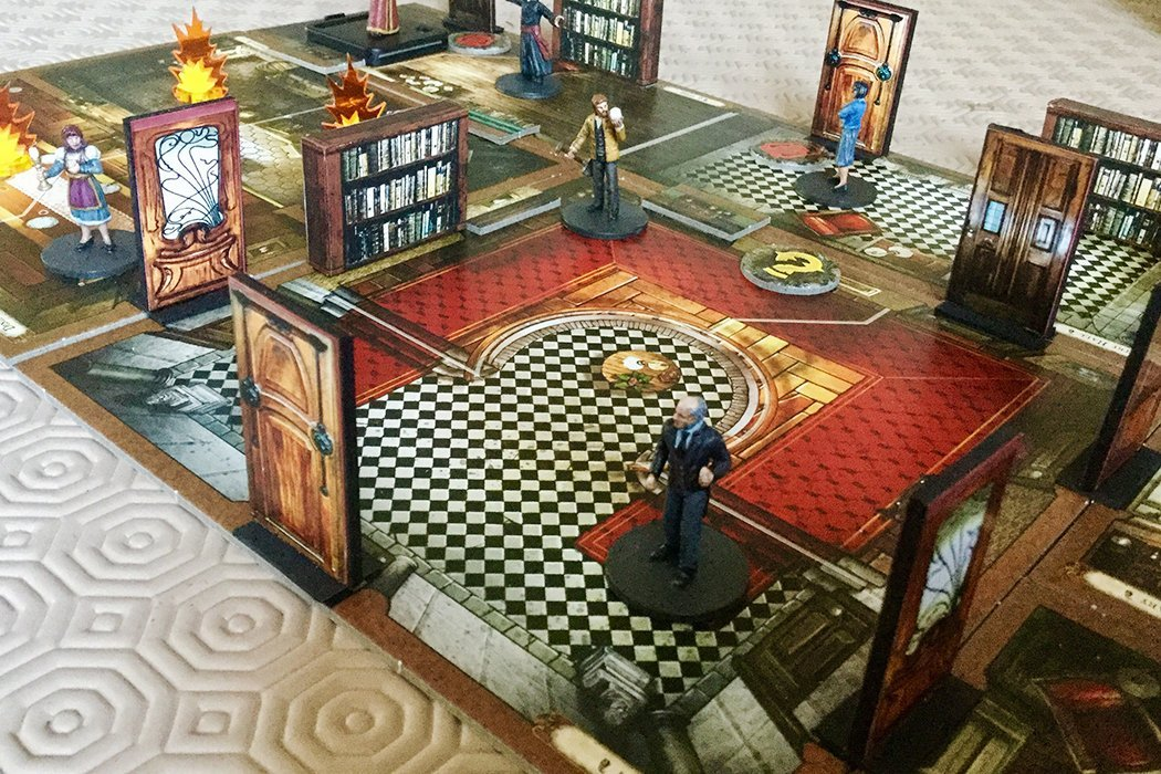 5 Games Like Mansions of Madness