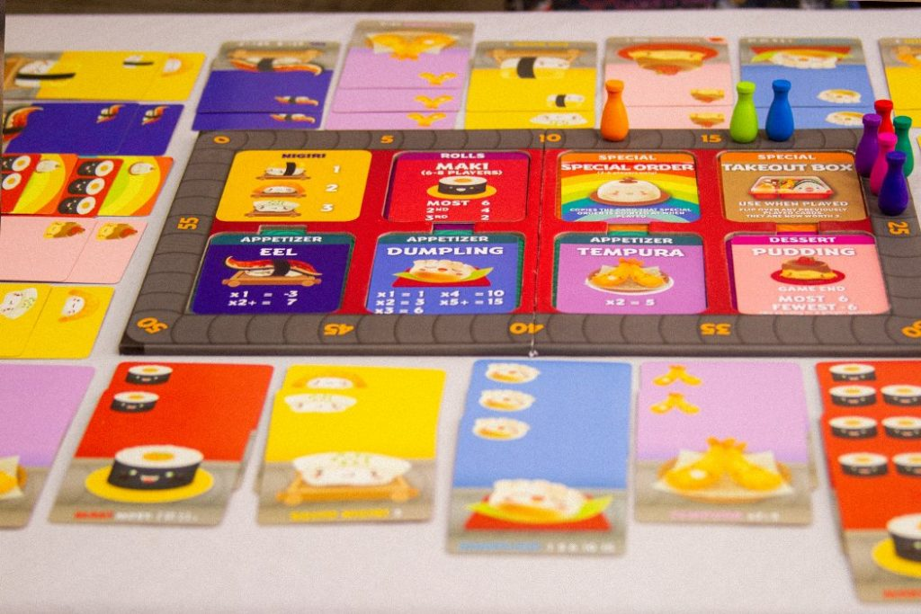 Sushi Go Party! Board Game Full Overview