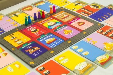Sushi Go Party! Full Board Game