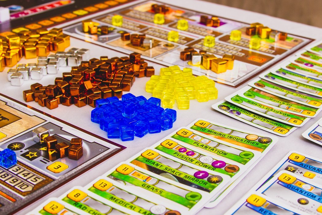 5 Games Like Terraforming Mars