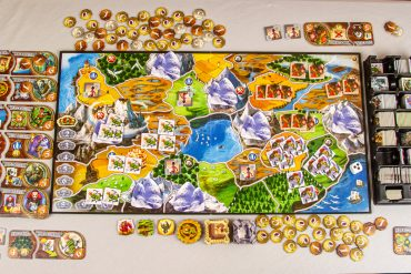 Small World Board Game Overview