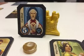 Citadels Board Game