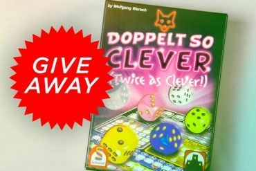 Twice As Clever Board Game Giveaway