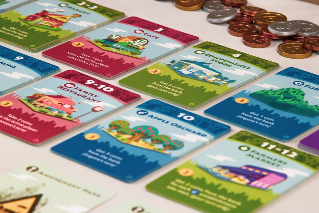 5 Games Like Machi Koro