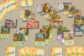 Smash Up Board Game Overview