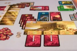 7 Wonders Board Game Overview