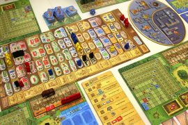 A Feast For Odin Worker Placement Board Game