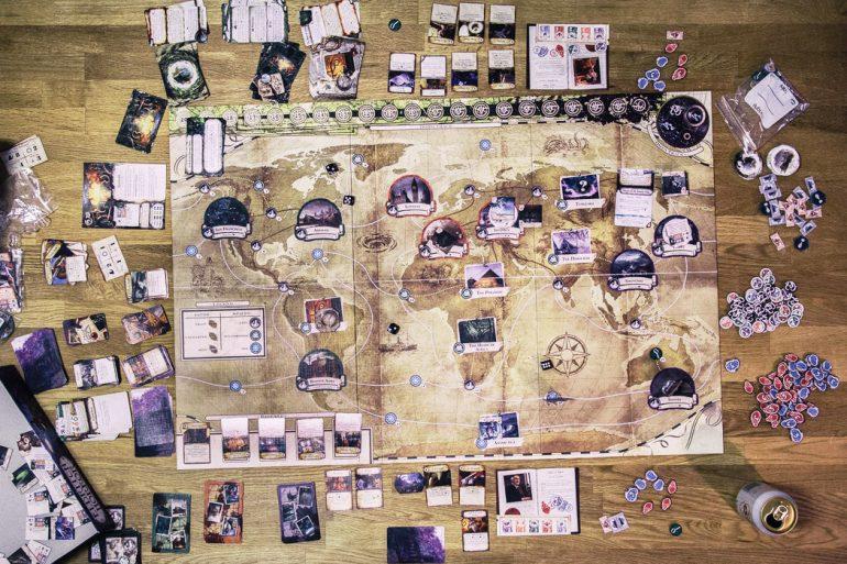 Eldritch Horror Board Game
