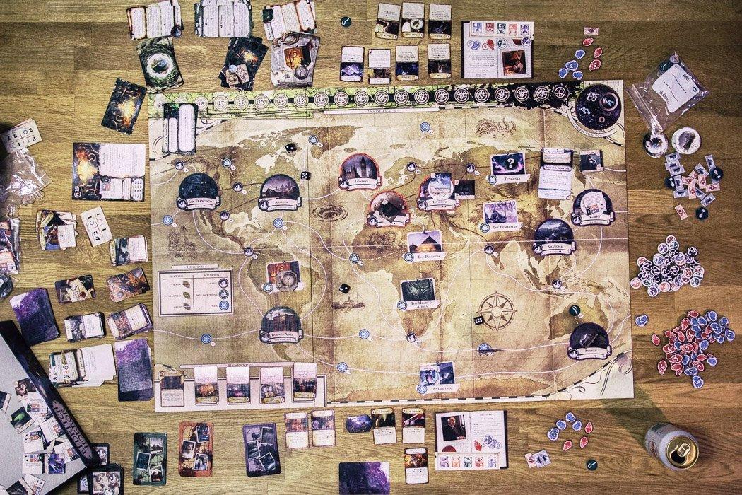 5 Games Like Eldritch Horror