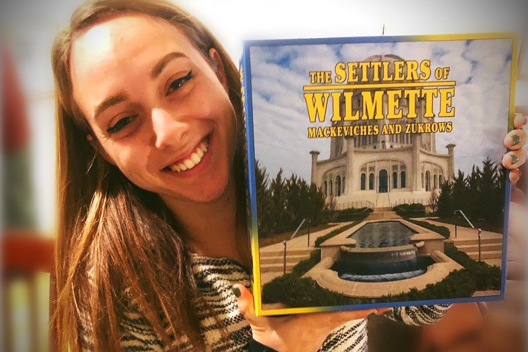 Settlers of Wilmette: A Catan Story
